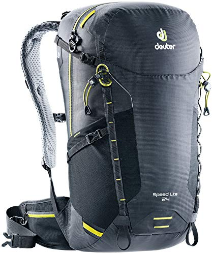 Deuter Speed Lite 24 Sac à Dos Loisir, 55 cm, liters, Noir (Black)