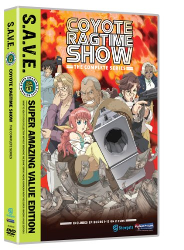 Coyote Ragtime Show - The Complete Box Set S.A.V.E.