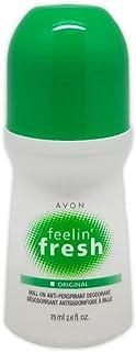 Avon Deodorant Roll-On Feeling Fresh Women's 2.6oz/75ml