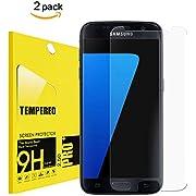 Asspides [2 Stück]für Galaxy S7 Panzerglasfolie, Displayschutzfolie [9H Härte][Fingerabdruck][Kratzer][ HD Anti-Öl][Einfaches Anbringen] Schutzfoliefür Samsung Galaxy S7
