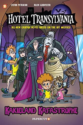 Hotel Transylvania Graphic Novel Vol. 1: Checking In (Hotel Translyvania)
