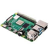 Raspberry Pi 4 Model B 8GB, Quad Core 64 Bit WiFi Bluetooth