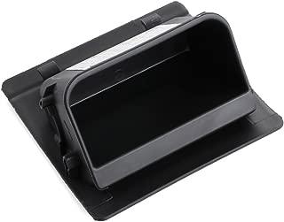POZEL ABS Black Fuse Box Coin Container Inner Storage Tray For Subaru Forester Outback Legacy Impreza XV Crosstrek WRX STI