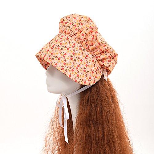 Graceart Maid Victorian Girl - Gorro para disfraz (f)