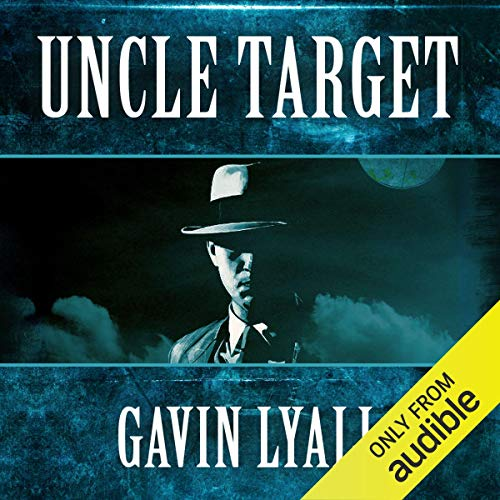 Uncle Target audiobook cover art
