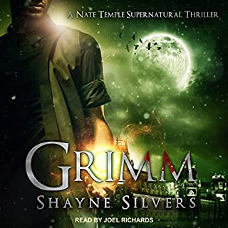 Grimm audiobook cover art