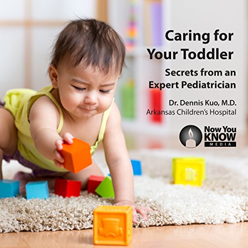 Caring for Your Toddler audiobook cover art