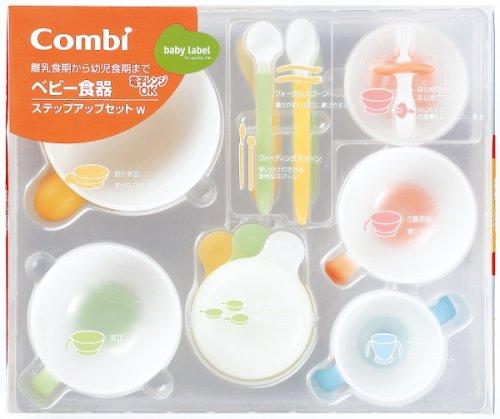 Combi Baby Labal feeding step up set [Baby Product] (japan import)