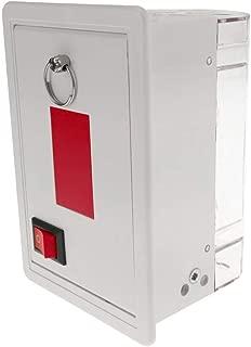 BeMatik - Luz de señalización Industrial. Luz de Alarma para Panel 220 Vac