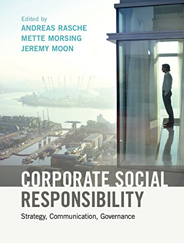Corporate Social Responsibility: Strategy, Communication, Governance (English Edition)