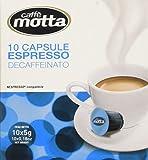 Caffè Motta - Capsule Decaffeinato Pz.10