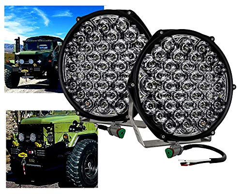 LED Long Range Driving Lights