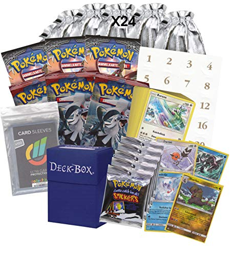 collect-it.de Pokemon - Ultimativer Adventskalender 2019 - 24 tolle Überraschungen!