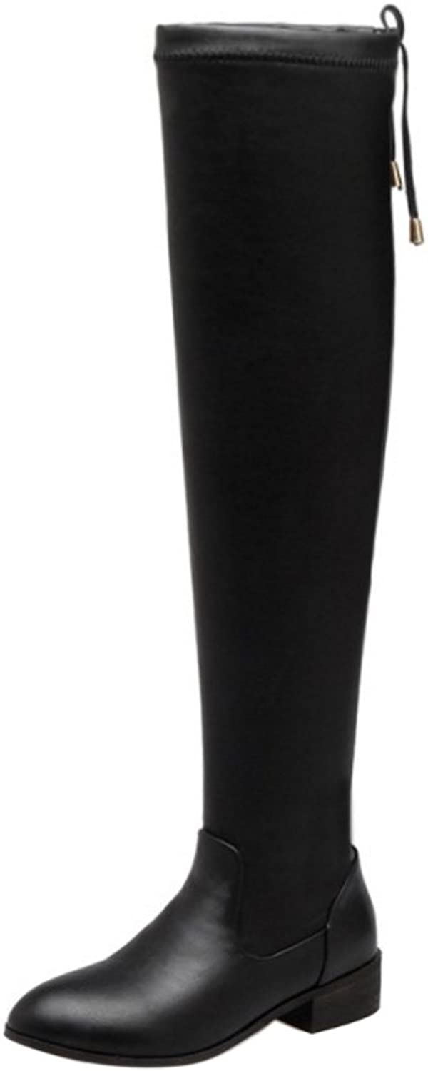 Cular Acci Women Winter Over Knee Boots