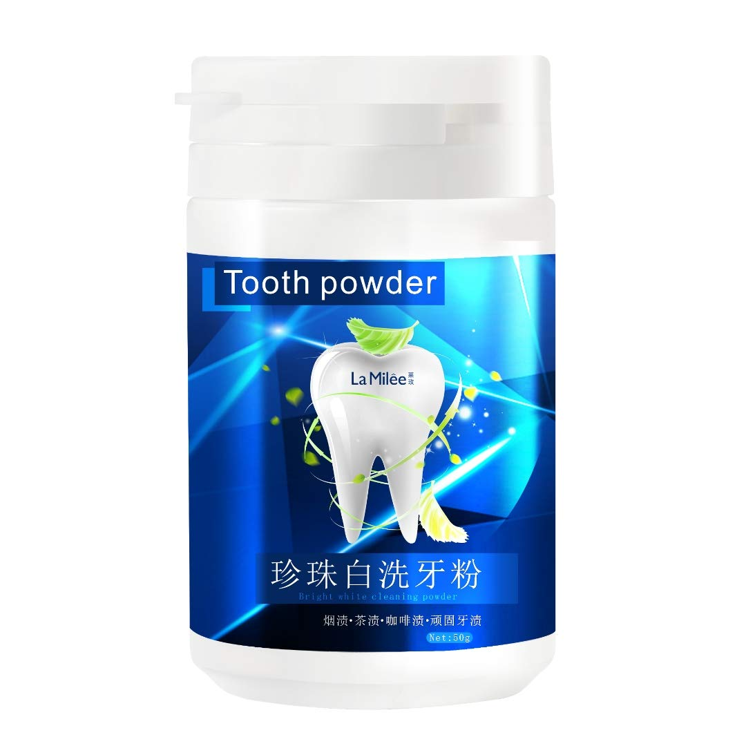 Pearl 35% OFF Bright Teeth Many popular brands Clean Powder Tob Toothpaste Remove Coffee New