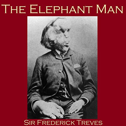 The Elephant Man audiobook cover art