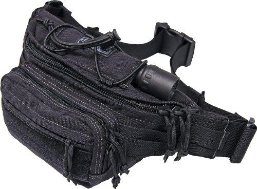 Maxpedition Sac bandoulière versipack Octa 2,1 l Taille Unique Noir - Noir