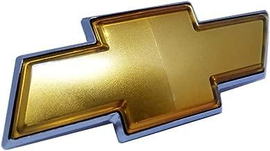 NEW Front Grille Bowtie Emblem Badge Gold 06-13 Impala Monte Carlo Gold