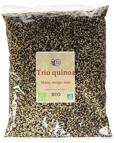 RITA LA BELLE Quinoa Trio Blanc Rouge Noir 10 kg