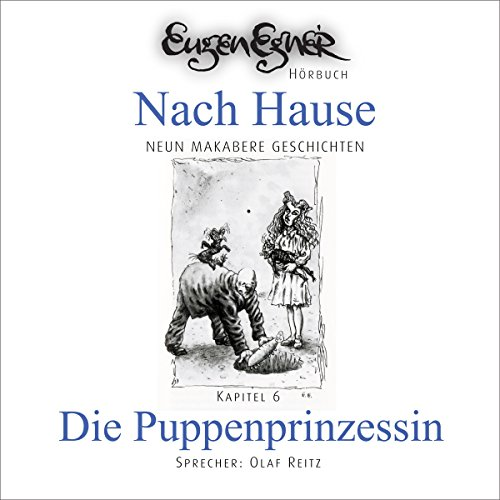 Die Puppenprinzessin audiobook cover art