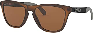 Oakley Men's OO9428 Frogskins Mix Round Sunglasses