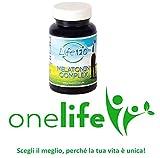 Melatonin Complex di Life 120 | Integratore Alimentare 180 Compresse con Melatonina per Dormire, Vitamina B6, Selenio e Zinco | Distributore Esclusivo OneLife