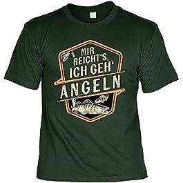 Wels Zander Fischer Mir Reicht s Ich GEH Pêche avec mini t-shirt