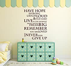Sticker Studio Reason Wall Sticker (PVC Vinyl,Size -58 cm x 93 cm)