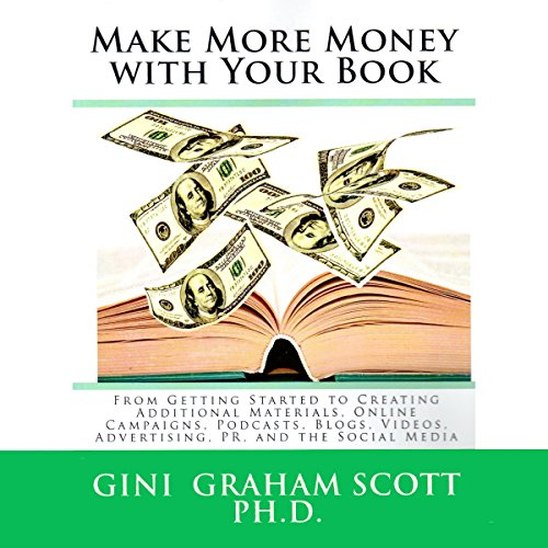 Make More Money with Your Book audiobook cover art