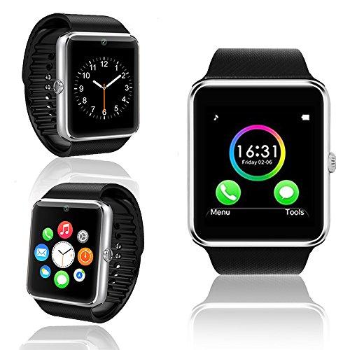 Unlocked Indigi GSM Bluetooth Wrist Watch Cell Phone w/Cam...