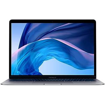 Apple MacBook Air MVFH2LLA, 13.3 Inches Retina Display, 1.6 GHz 8th Gen Intel Core i5 Dual-Core, 8GB RAM, 128GB - Space Gray (Renewed)