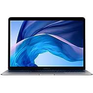 Apple MacBook Air (13-inch Retina display, 1.6GHz dual-core Intel Core i5, 128GB) - Space Gray...