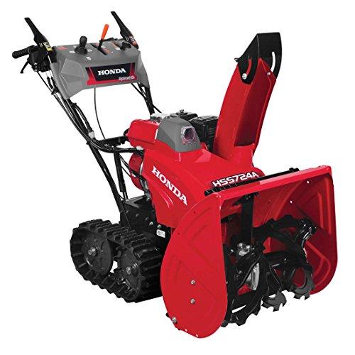Honda Power Equipment HSS724AAT Snow Blower 24' Gx200