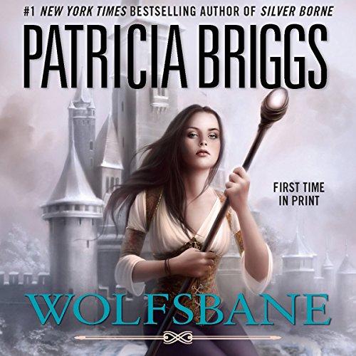 Wolfsbane audiobook cover art