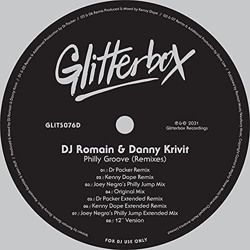 DJ Romain & Danny Krivit