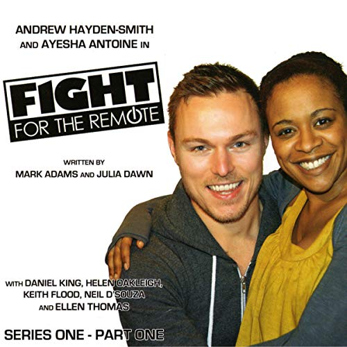 Fight for the Remote audiobook cover art