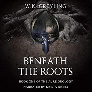 Beneath the Roots audiobook cover art