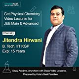 ETOOSINDIA Complete Physical Chemistry with Problem Solving Techniques for JEE Main & Advanced by JH Sir