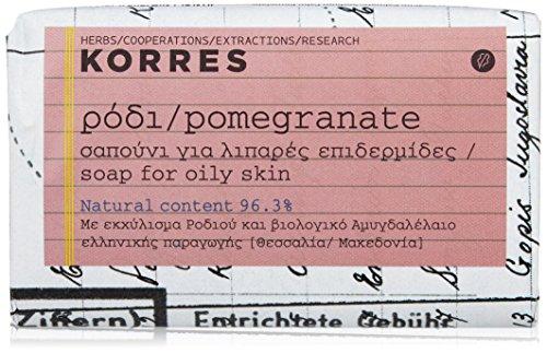 Korres POMEGRANATE SOAP,1er Pack (1 x 125 g)