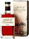 Gold Of Mauritius Dark Rum, 700 ml
