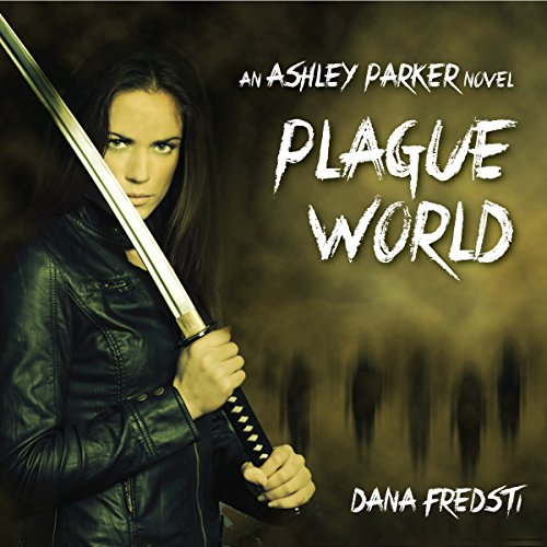 Plague World audiobook cover art