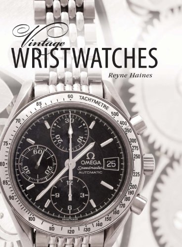 Vintage Wristwatches (English Edition)