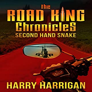 The Road King Chronicles: Second Hand Snake audiobook cover art
