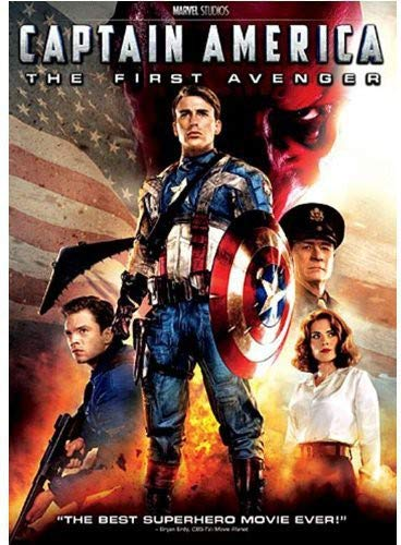 latest Max 64% OFF Captain America: The First Avenger