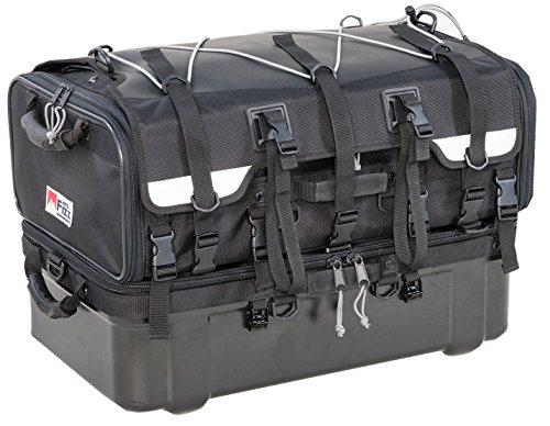 タナックス MOTOFIZZ グランド シートバッグ ブラック 容量70?(上部40?/下部30?) MFK-222