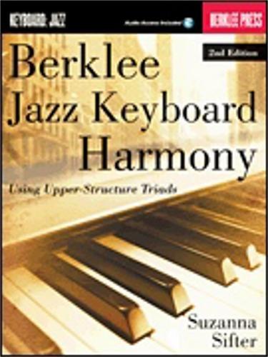 Hal Leonard Berklee Jazz Keyboard Harmony – 2nd Edition-Softcover Audio Online