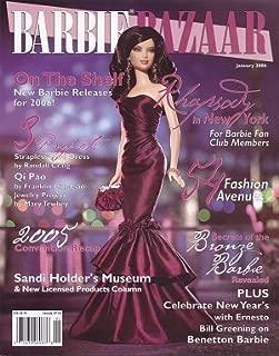 Barbie Bazaar Magazine January 2006 Rhapsody in New York