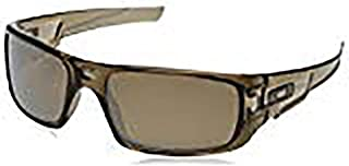 Oakley Men's OO9239 Crankshaft Rectangular Sunglasses