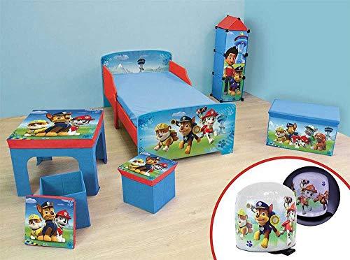Fun House PAT'PATROUILLE Pack Chambre Complet pour Enfant
