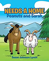 Needs a Home: Peanuts and Sarah